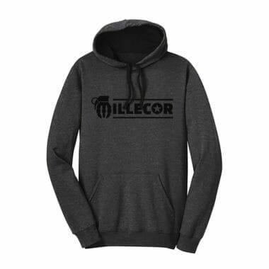 MILLECOR-hoodie-charcoal